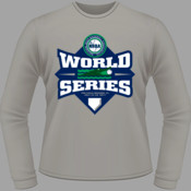 2017 NBBA World Series - Grey Long Sleeve