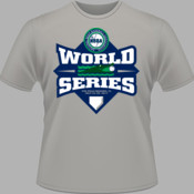 2017 NBBA World Series - Grey Short Sleeve