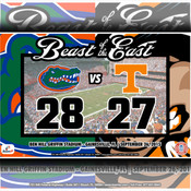 Scorecard: 2015 Tennessee vs Florida